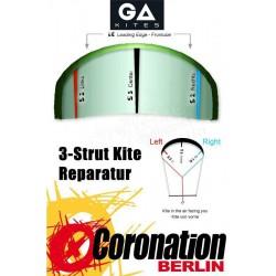 Gaastra Pure 2014 bladder Ersatzschlauch Fronttube
