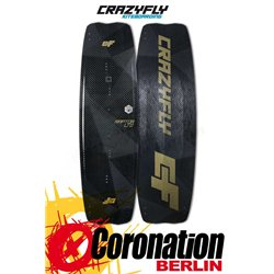 CrazyFly Raptor LTD 2018 Carbon Kiteboard