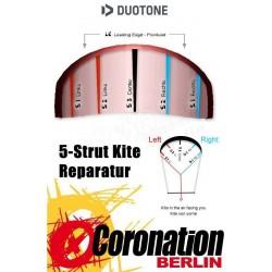 Duotone Vegas 2019 bladder Ersatzschlauch Fronttube & struts