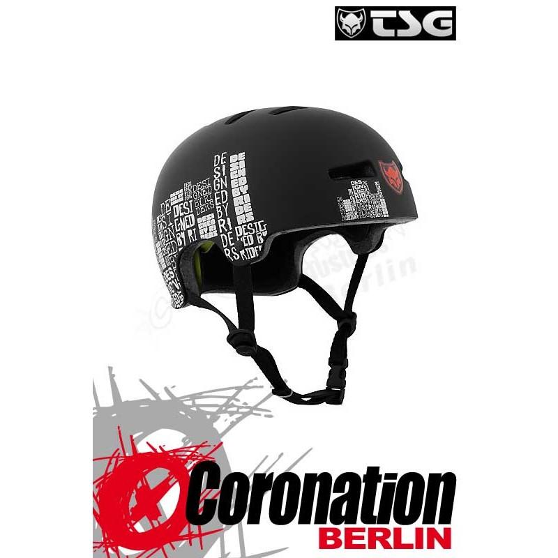 TSG Helm Evolution Graphic Designs Letters