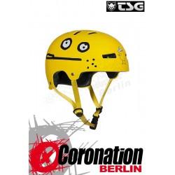 TSG Helm Evolution Cleptomanicx Zitrone