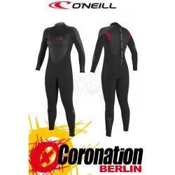 O'Neill EPIC 5/4 femme combinaison neoprène Black/Graph/Watermelon