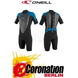 O'Neill Hammer Shorty S/S Spring 2/1 neopren suit Blk/Brtblu