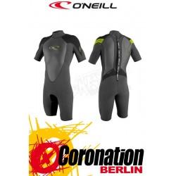 O'Neill Hammer Shorty S/S Spring 2/1 neopren suit Graph/Blk/Li
