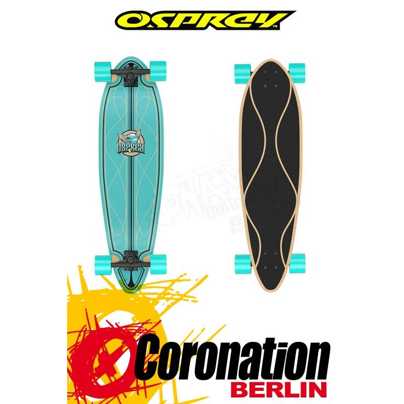 Osprey Helix Rounded Pin Tail Cruiser