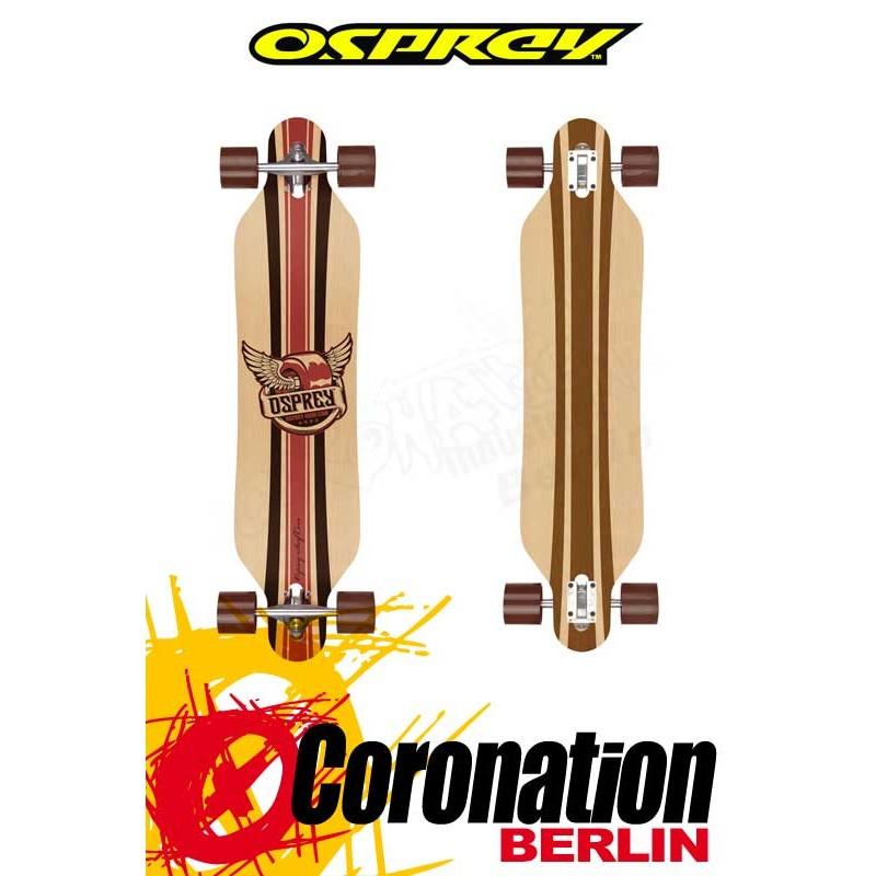 Osprey Phoenix Twin Tip Longboard complète