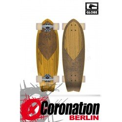 Globe Wedge Swallow Clear Wheat Longboard complète