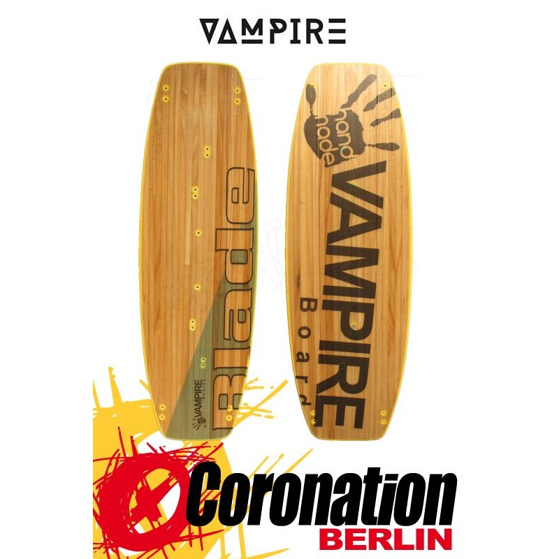 Vampire Blade 2018 Kiteboard