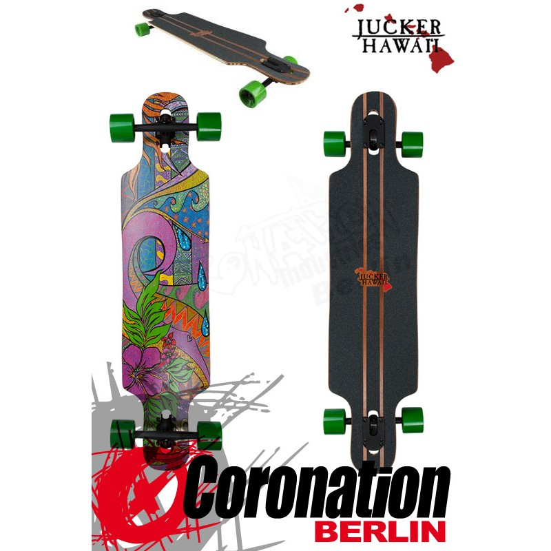 Jucker Hawaii Longboard Wailani complète