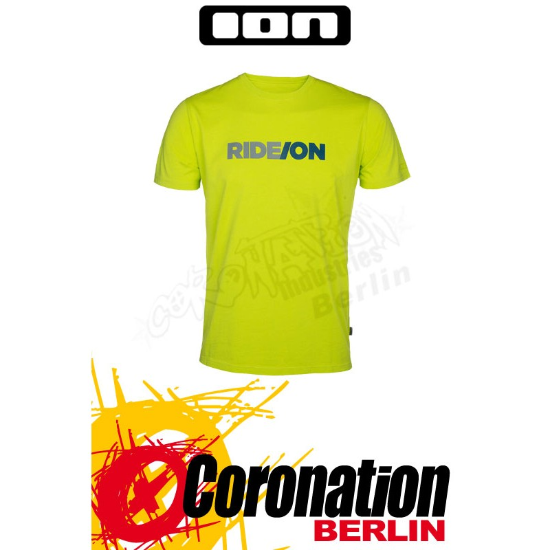 ION T-Shirt Tee SS Ray lime punch