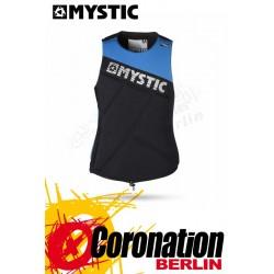 Mystic Star Wakeboard Vest Zip Blue
