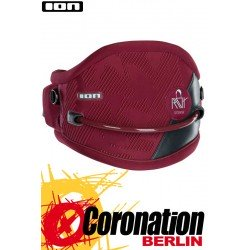 ION Riot 6 Kite Waist Harness 2019 Hüfttrapez Wine Red