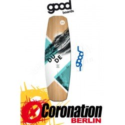 Goodboards DUDE 2019 Good Wakeboard - High End, 3D Top
