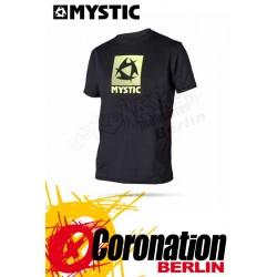 Mystic Star Quick Dry S/S Black