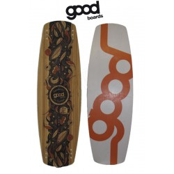 Goodboards PURE 2018 TEST Wakeboard 142cm
