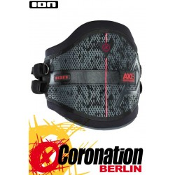 ION Axxis Kite 4 Kite Waist Harness 2019 Black