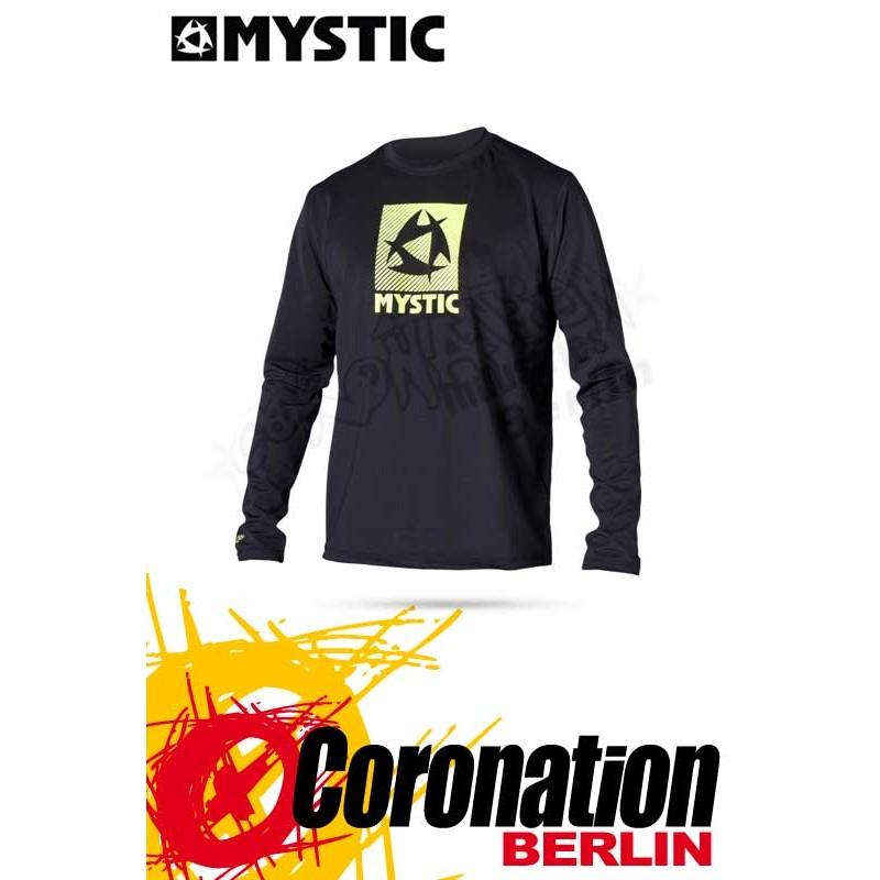 Mystic Star Quick Dry L/S Watershirt Black