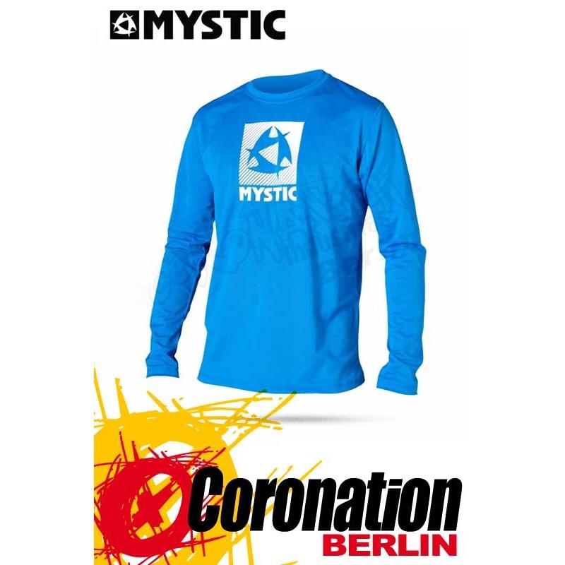 Mystic Star Quick Dry L/S Blue