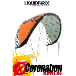 Liquid Force Solo V3 2018 Ultra Light Kite 12qm
