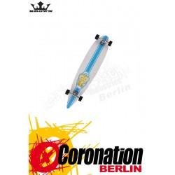 Krown - Racer Pintail Longboard complèteboard
