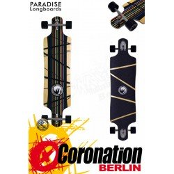 Paradise Prism DropTrough Longboard komplett - Paris Trucks Edit