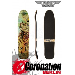Gravity Brad Edwards 40 Longboard Deck