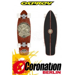 Osprey 'In Skate We Trust' Single Kick Mini Cruiser
