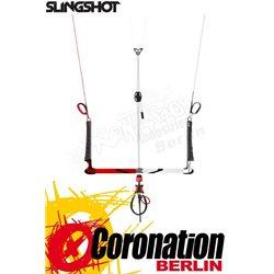 Slingshot Compstick Sentinel TEST barre 2018 17 Inch