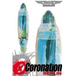 Gravity Pintail 45 Longboard Deck
