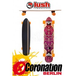 Lush The Duder Longboard