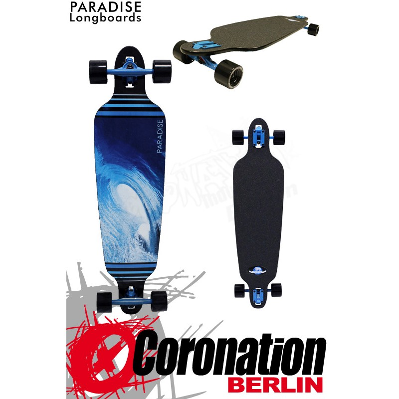 Paradise barrererel Wave 2 Longboard