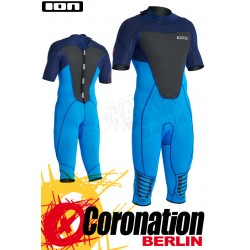 ION Element Overknee SS 3/2 combinaison neoprène 2016 Black/Blue