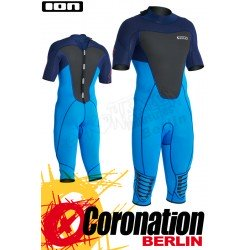 ION Element Overknee SS 3/2 neopren suit 2016 Black/Blue