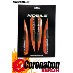 Nobile Kiteboard G10 Fins 20mm