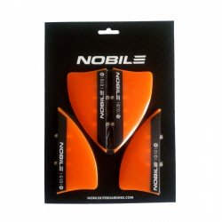 Nobile Kiteboard G10 Fins 55mm