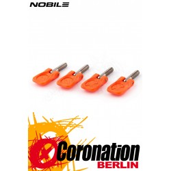 Nobile Fin Screw Set