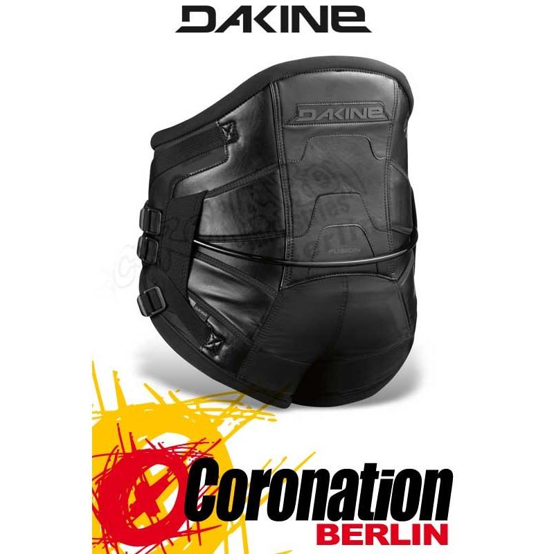 Dakine Fusion Seat Harness Kite-harnais culotte 2014 Black
