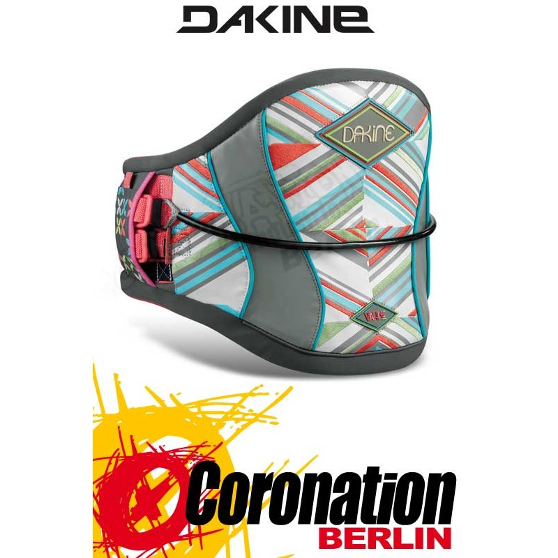 Dakine Wahine Waist Harness femme Kite-harnais ceinture Stripe 2014