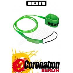 ION Surfboard Leash comp Green