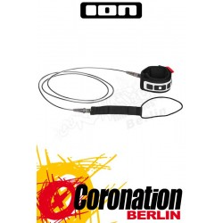 ION Surfboard Leash comp Black