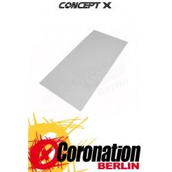 Concept-X DECK PAD 100x50cm white