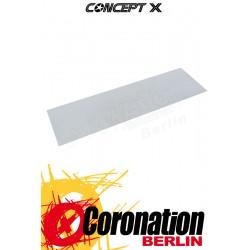 Concept-X DECK PAD 200x60cm white