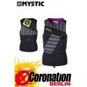 Mystic Star Impact Vest Prallschutzweste Black
