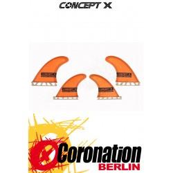 Concept-X WAVE BLADE QUAD Fins