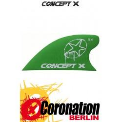 Concept-X CURVE 5,4cm Kite Fin green