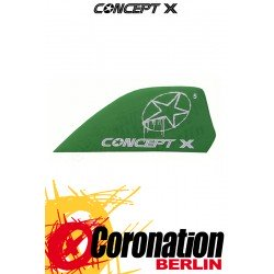 Concept-X HC 4cm Kite Fin green