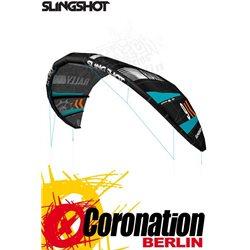 Slingshot RALLY 2018 TEST Kite 12qm