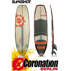 Slingshot Screamer 2018 Aggressive High-Performance Wave Kiteboard