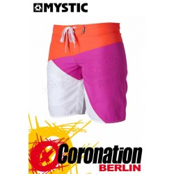 Mystic Cones Boardshort Woman Hollywood Pink