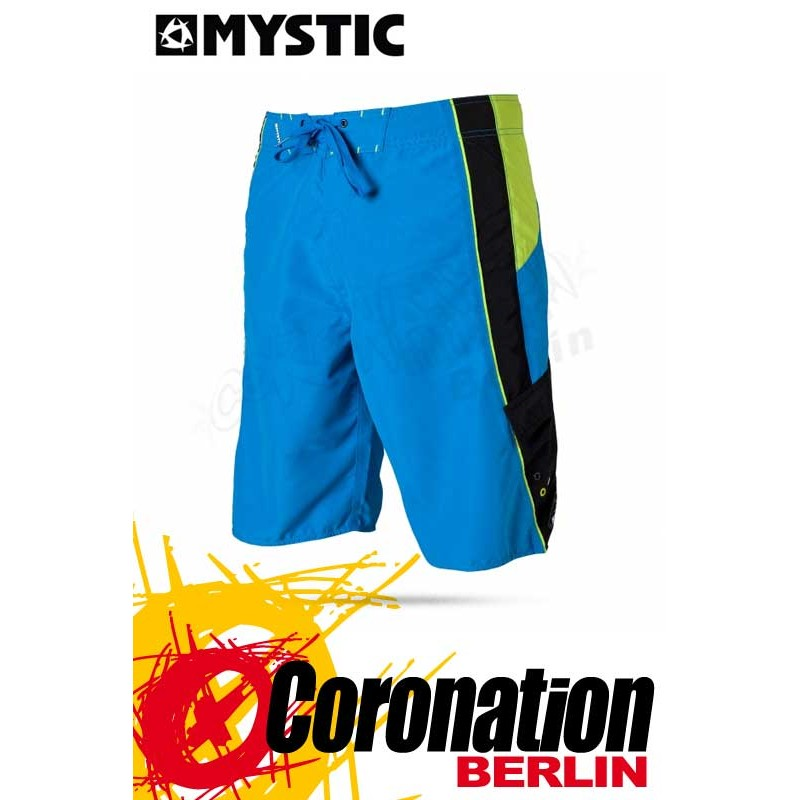 Mystic Definition Boardshort Summer Blue
